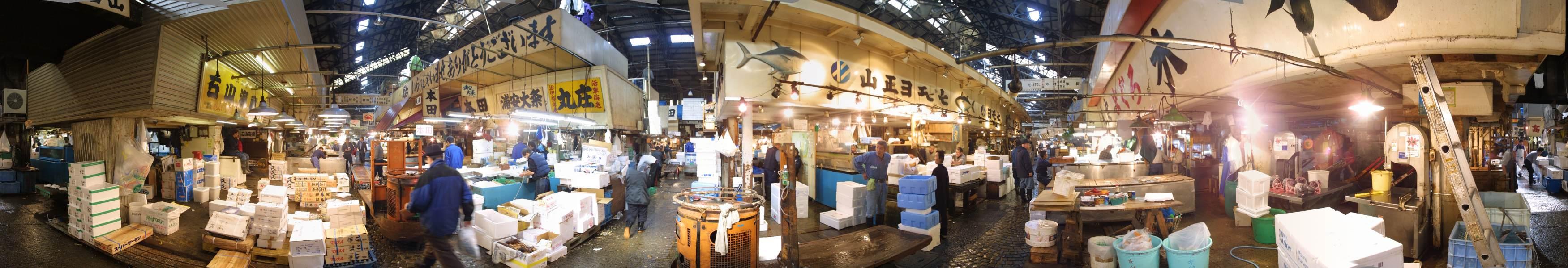 Kanoq for Andreas fish market