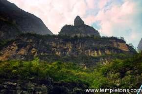 The Buddha mountain