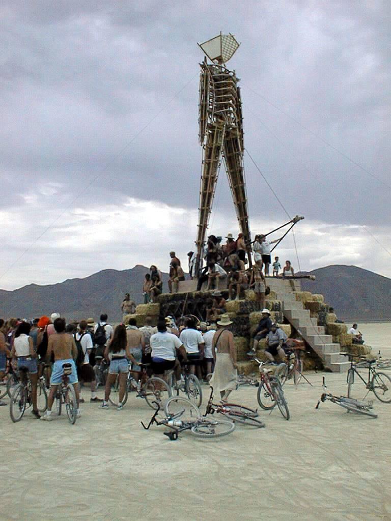 Burning Man 1998
